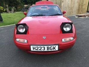 1991 Eunos Roadster 1.6 auto