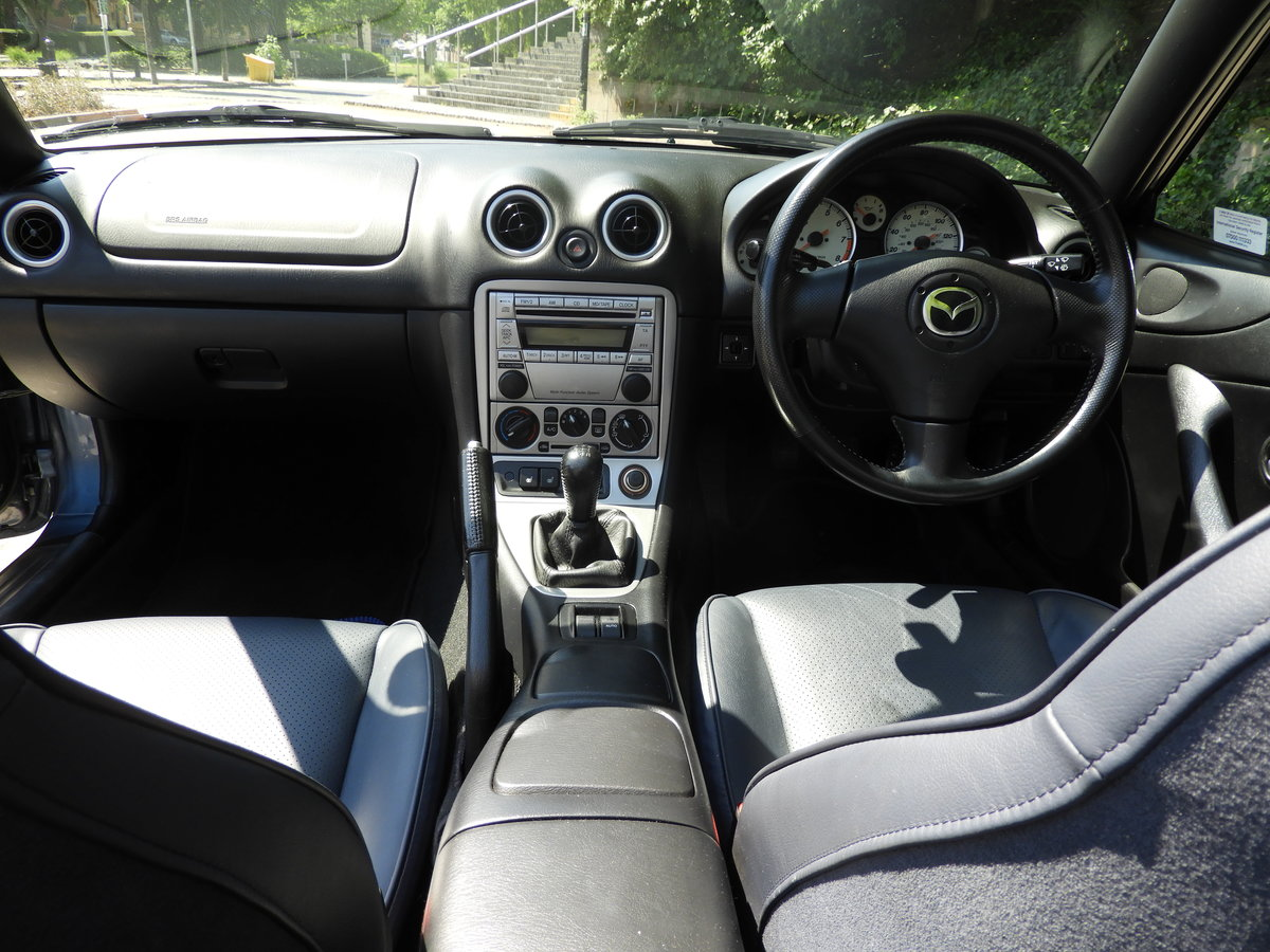 2005 Superb Mazda MX-5 Arctic Limited edition 1.8i SOLD (picture 5 of 6)
