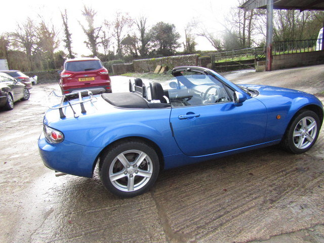 2006 Lovely Colour Mazda SOLD (picture 1 of 6)