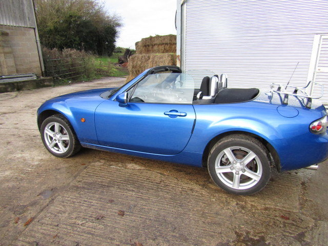 2006 Lovely Colour Mazda SOLD (picture 5 of 6)