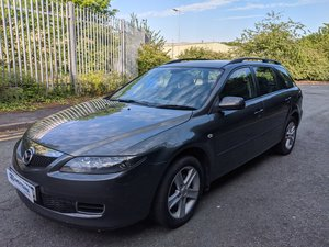 Mazda 6 2.0 TS 2007 '07 Reg 5 Door Estate, MOT Nov 2021