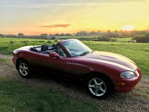 MAZDA MX-5 ISOLA LIMITED EDITION