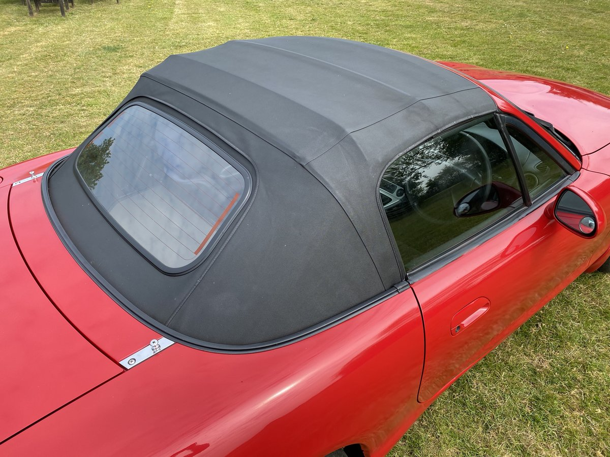 2000 MAZDA MX-5 ISOLA LIMITED EDITION For Sale (picture 4 of 6)