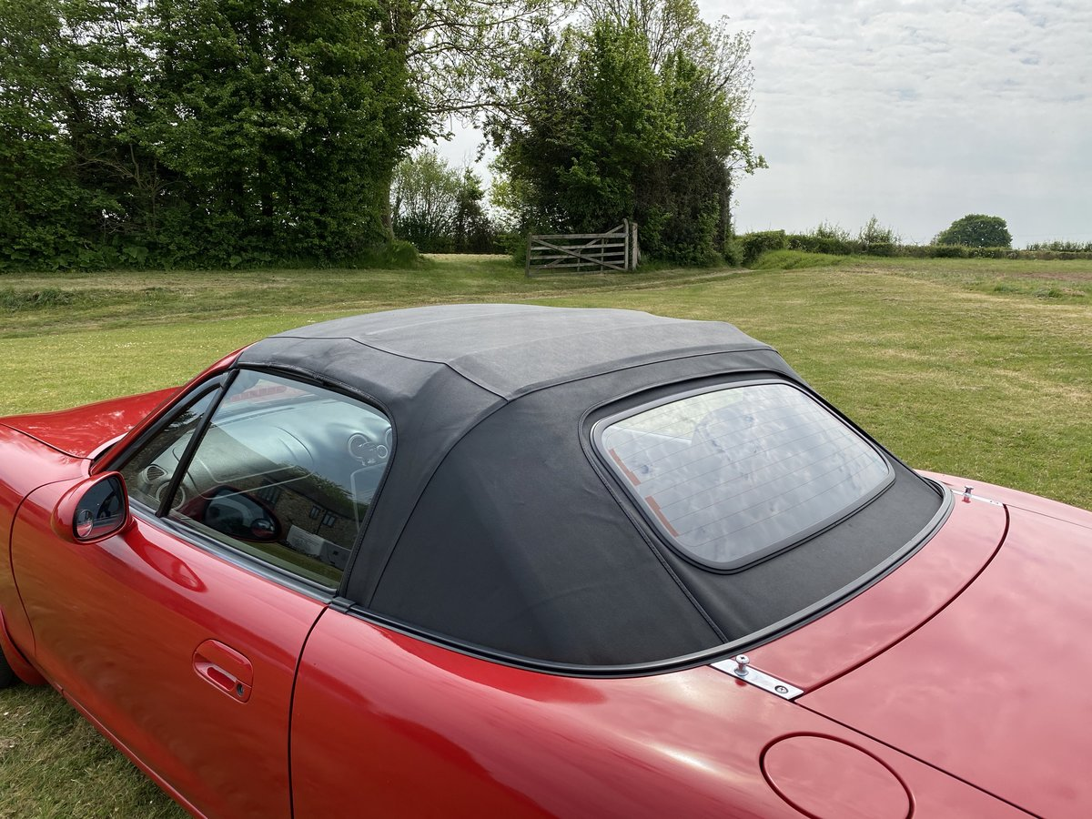 2000 MAZDA MX-5 ISOLA LIMITED EDITION For Sale (picture 5 of 6)