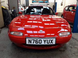 1995 Eunos Roadster / MX5 Turbo