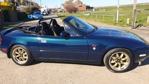 Mazda mx5 rsltd . Eunos