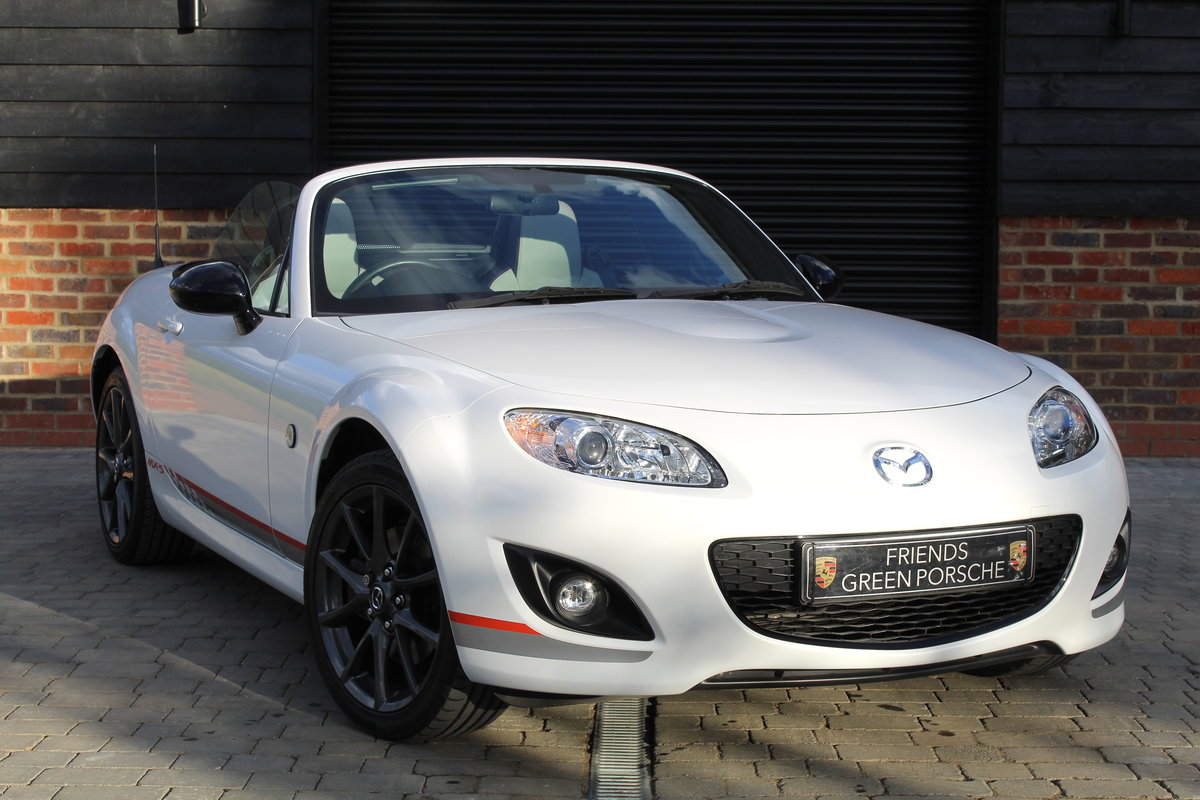 2012 Mazda MX5 Kuro Limited Edition Roadster For Sale (picture 2 of 6)
