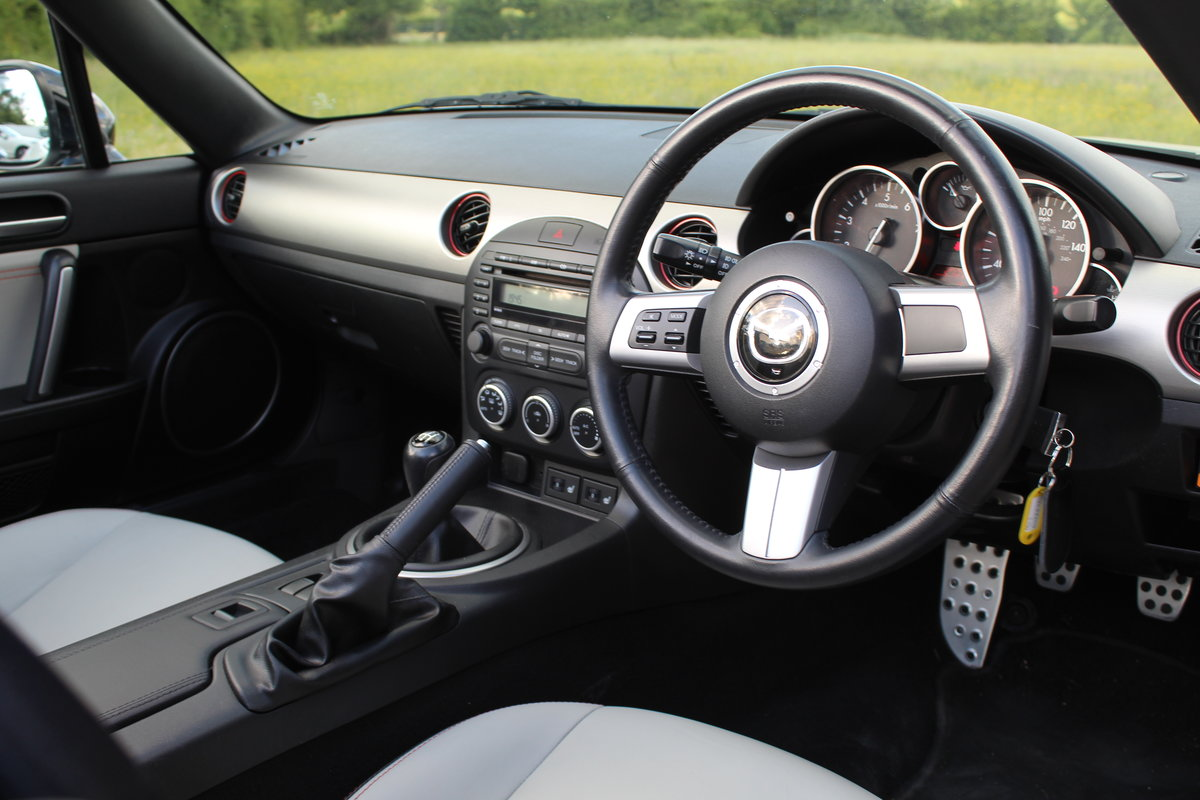 2012 Mazda MX5 Kuro Limited Edition Roadster For Sale (picture 4 of 6)