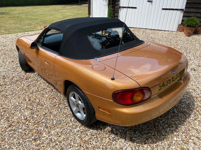 1998 Mazda MX5 Mk2 SOLD (picture 2 of 6)