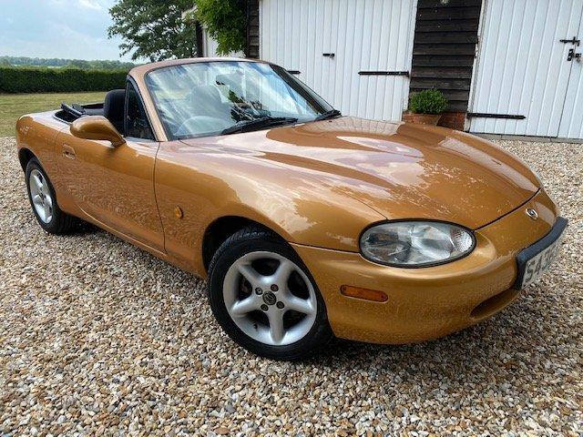 1998 Mazda MX5 Mk2 SOLD (picture 6 of 6)
