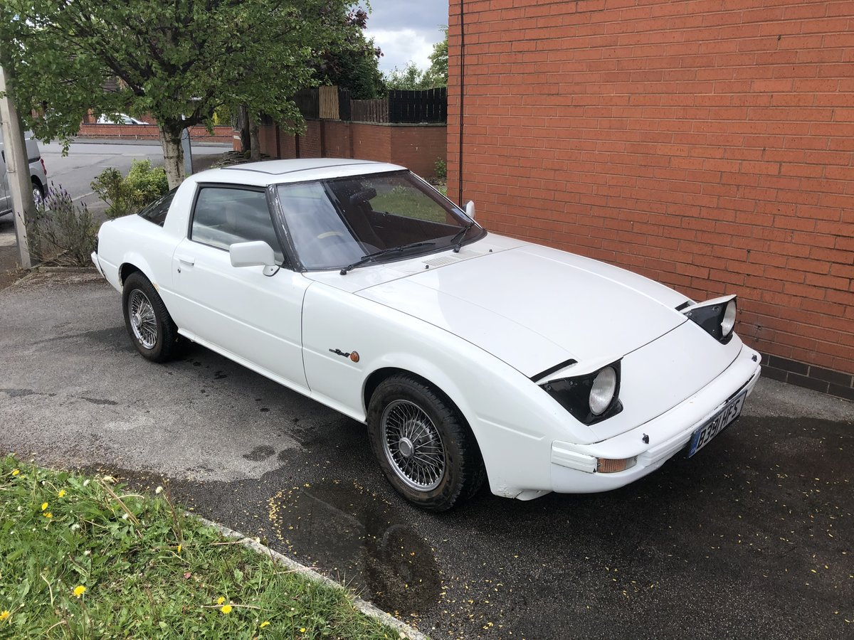 1984 Mazda RX7 fb For Sale (picture 1 of 6)
