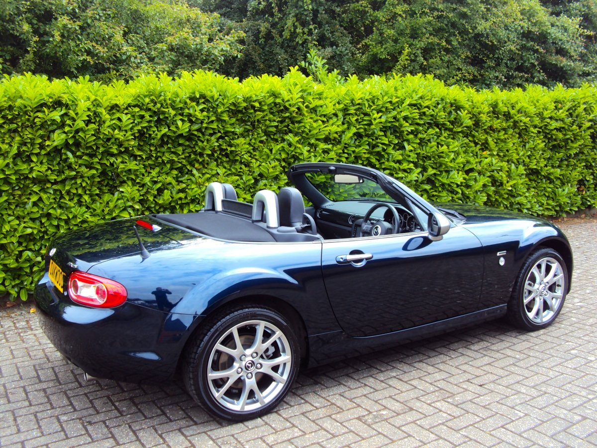 2014 NOW SOLD - SIMILAR REQUIREDMazda MX-5 with ONLY 5,000 MILES! For Sale (picture 2 of 6)