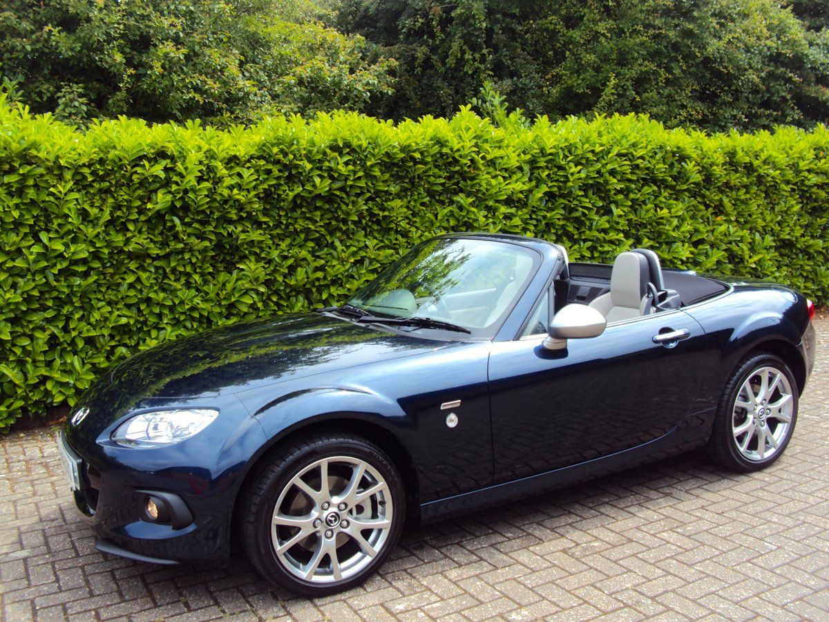 2014 NOW SOLD - SIMILAR REQUIREDMazda MX-5 with ONLY 5,000 MILES! For Sale (picture 3 of 6)