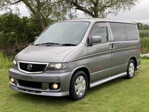 MAZDA BONGO FRIENDEE 2.0 AUTO CAMPER VAN * 8 SEATER LOW MILE