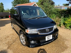 MAZDA Bongo Brand new camper conversion