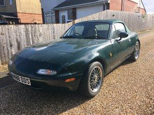 1991 Mazda Mx5 UK Limited Edition 1.6