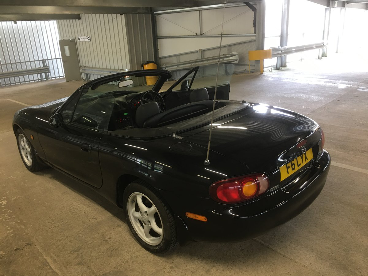 2001 Convertible, Manual, Sport version.. SOLD (picture 2 of 6)