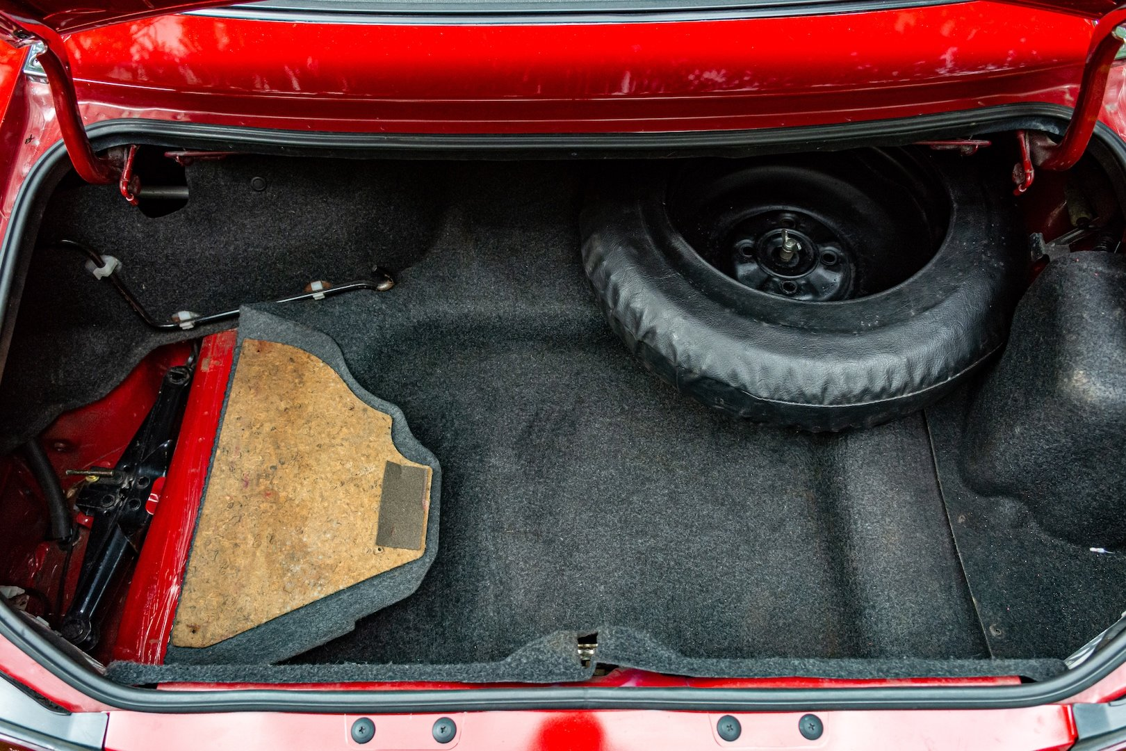 1996 Mazda Mk1 MX5 1.6, Restored ready for the summer SOLD (picture 6 of 6)