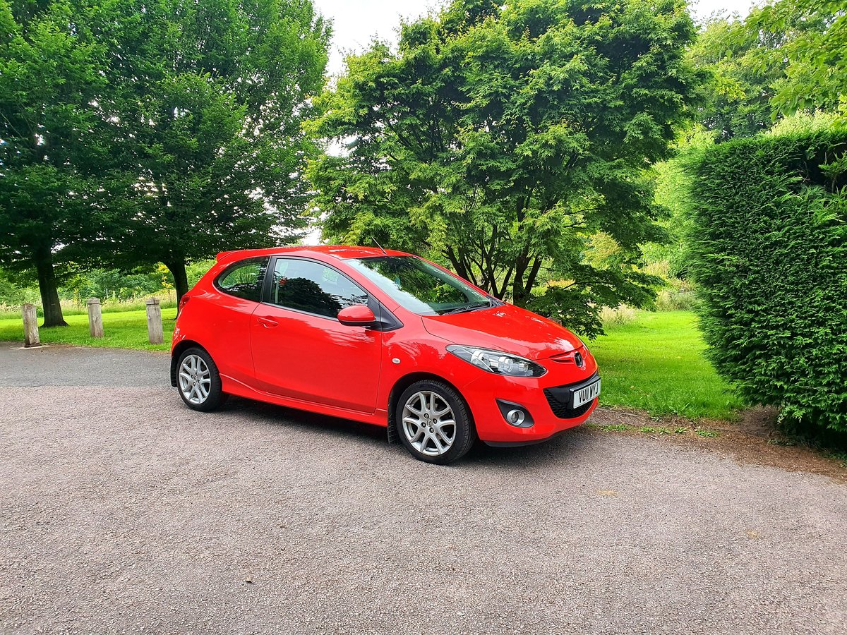 2011 Mazda 2 sport-42k miles! £30rd tax! Stunning car! For Sale (picture 1 of 6)