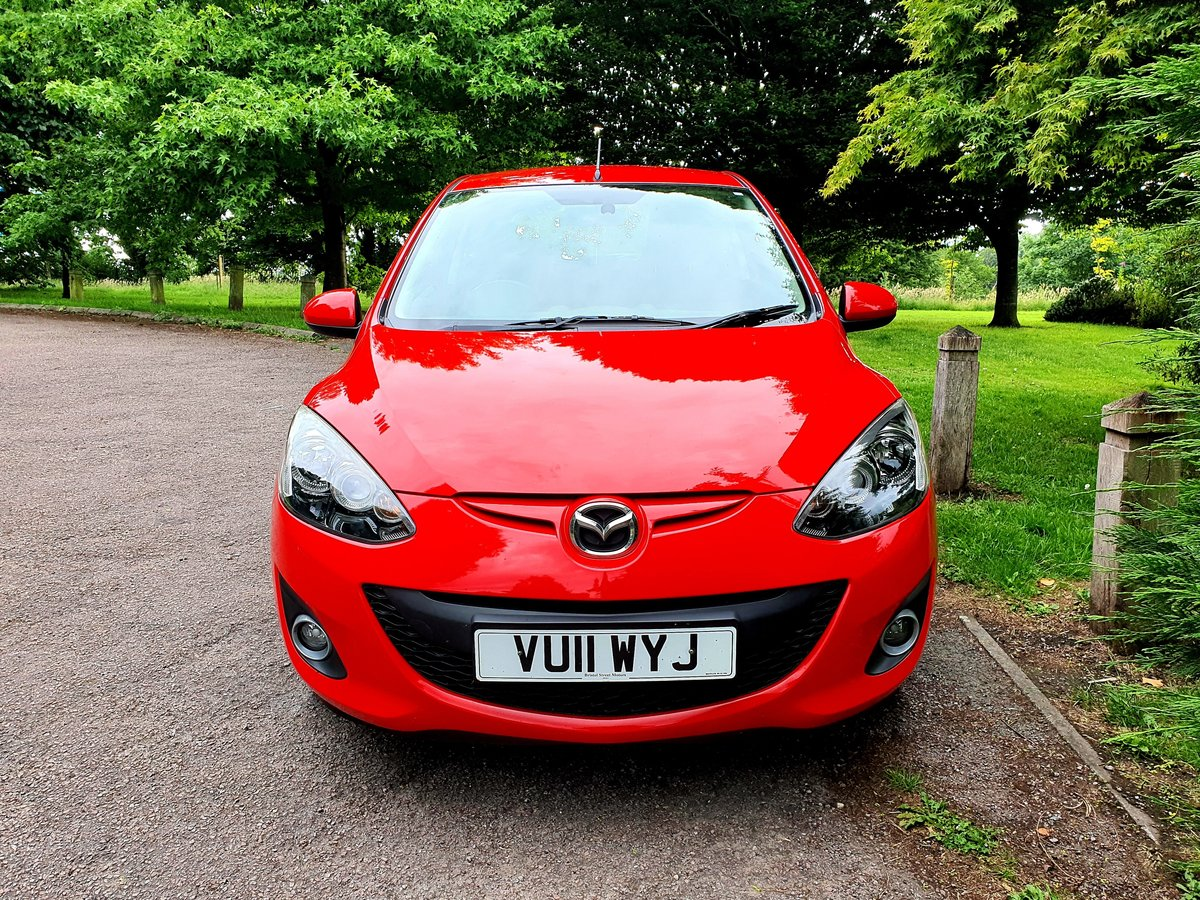 2011 Mazda 2 sport-42k miles! £30rd tax! Stunning car! For Sale (picture 2 of 6)