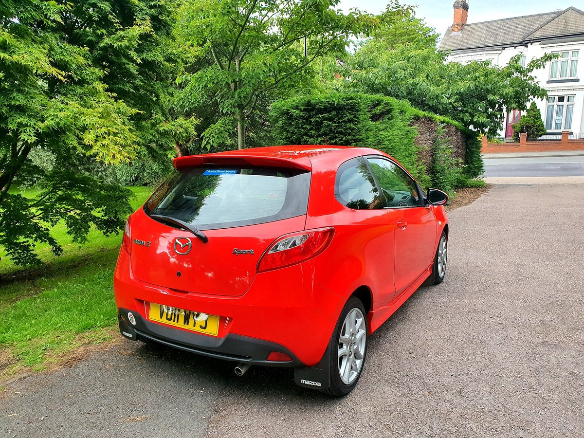 2011 Mazda 2 sport-42k miles! £30rd tax! Stunning car! For Sale (picture 4 of 6)