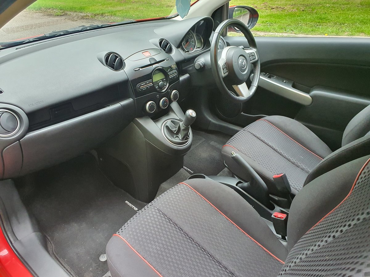 2011 Mazda 2 sport-42k miles! £30rd tax! Stunning car! For Sale (picture 5 of 6)