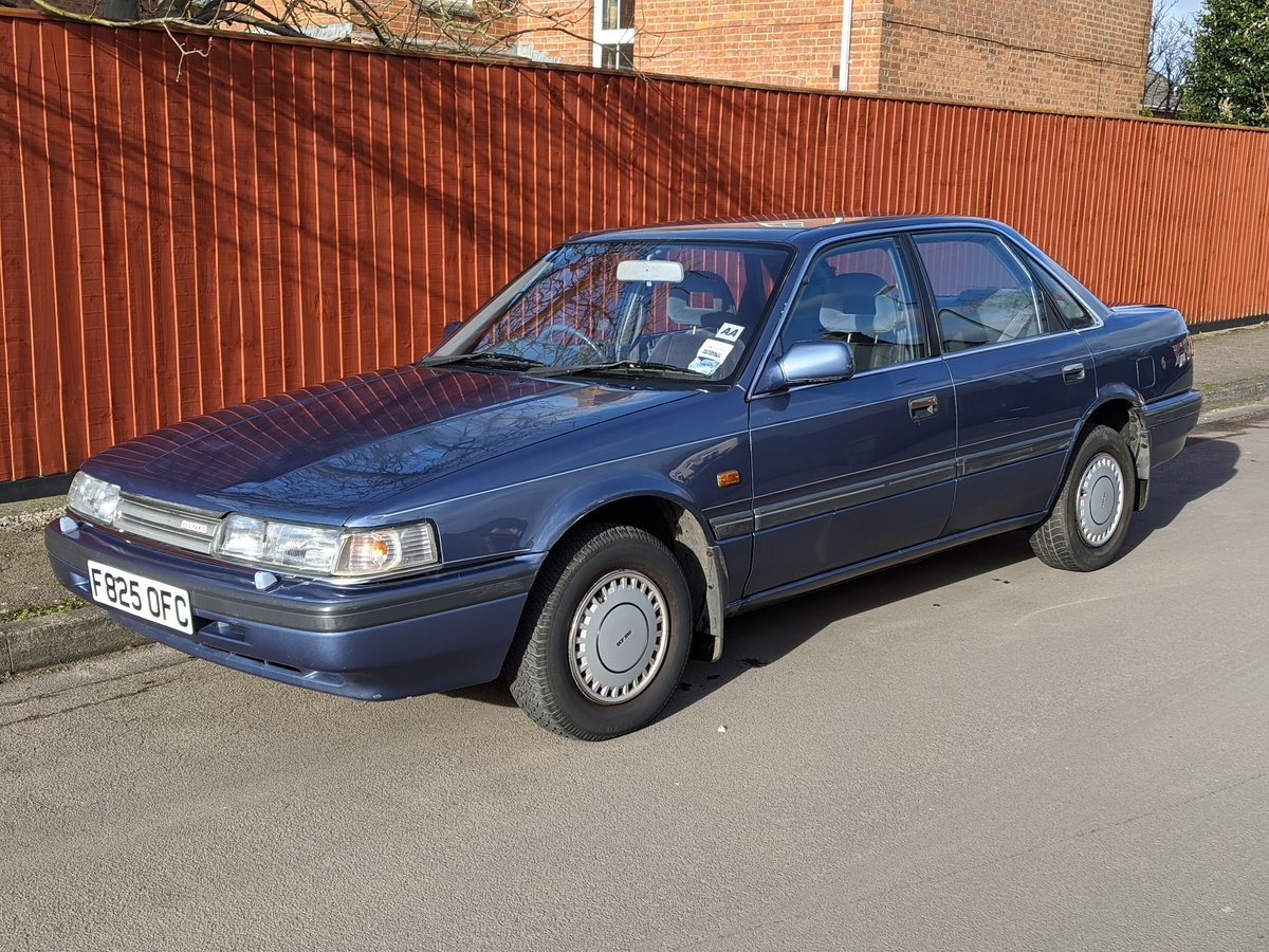 1989 Mazda 626  For Sale (picture 1 of 6)