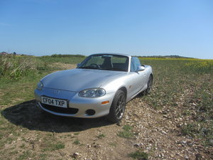 Picture of 2004 Mazda MX5 Euphonic 1.6i