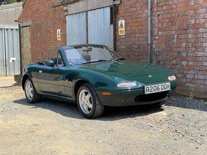 1997 Mazda MX5 Monza MK I. Only 17,000 Miles