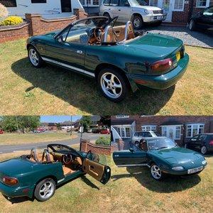 1992 Mazda mx5 import