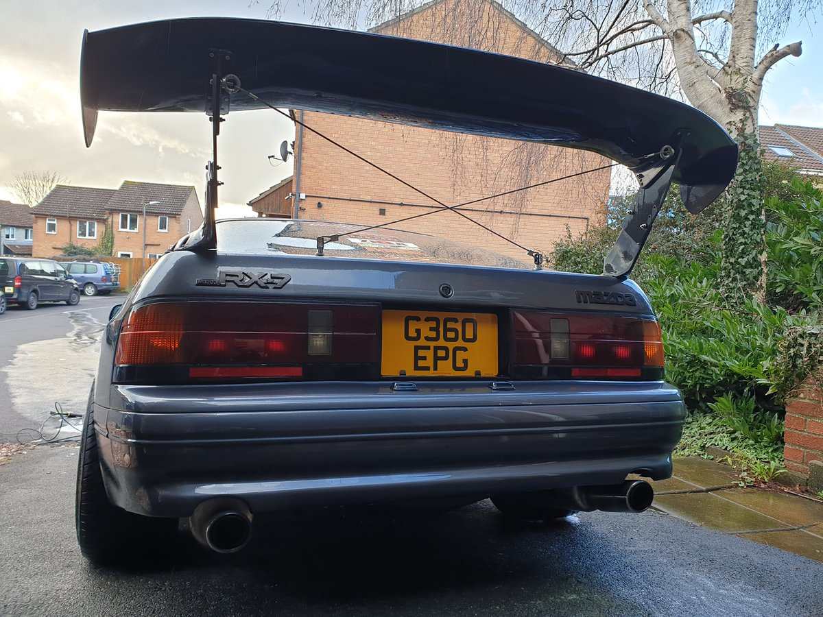 1990 Mazda rx7 turbo 2 coupe  For Sale (picture 2 of 6)