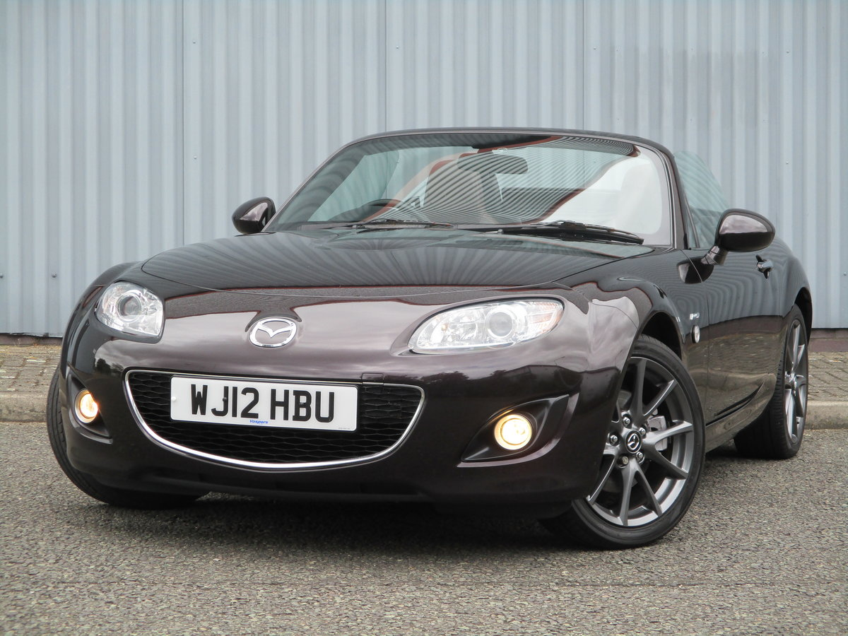 2012 Beautiful MX5 Venture Edition 2.0 Roadster. MX5 SPECIALISTS For Sale (picture 2 of 6)