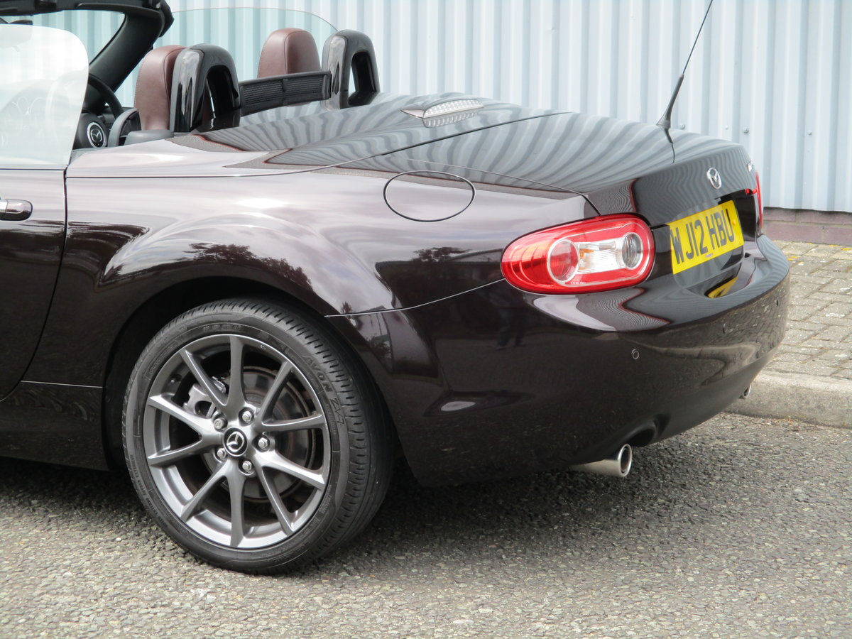2012 Beautiful MX5 Venture Edition 2.0 Roadster. MX5 SPECIALISTS For Sale (picture 6 of 6)