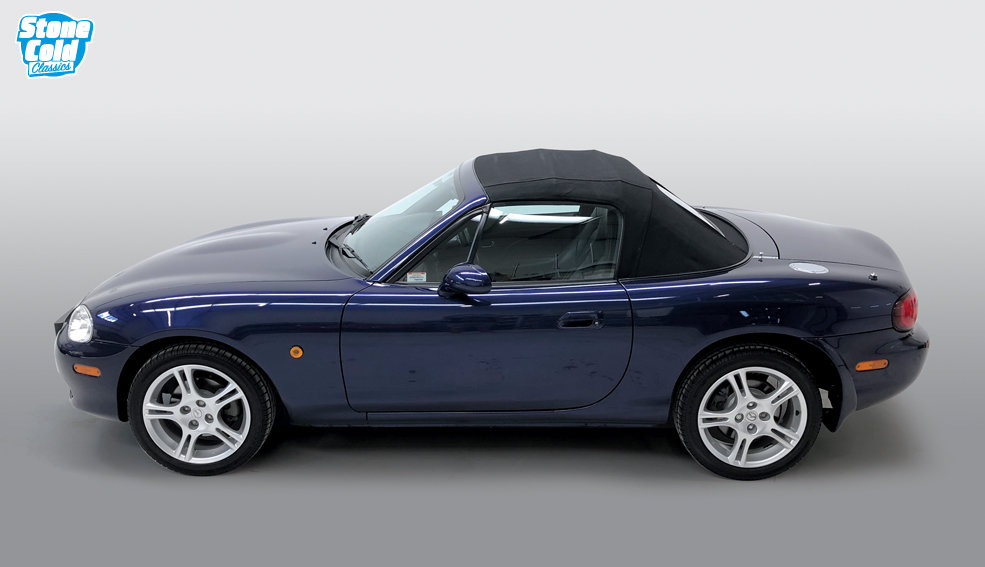 2004 Mazda MX5 S-VT Sport, one owner just 15,000 miles, FSH SOLD (picture 3 of 10)