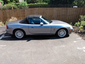 MX5 Superb drive with great handling