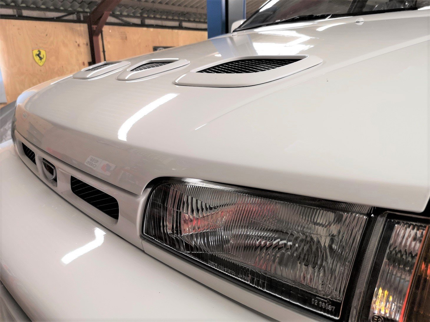 1992 Mazda Familia GTR,45,131 miles from new For Sale (picture 2 of 6)