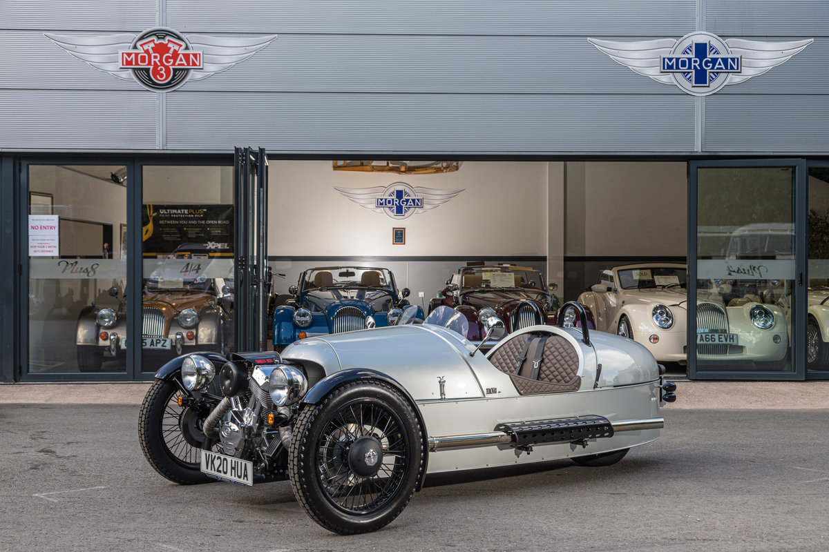 2020 Morgan Three Wheeler For Sale (picture 1 of 6)