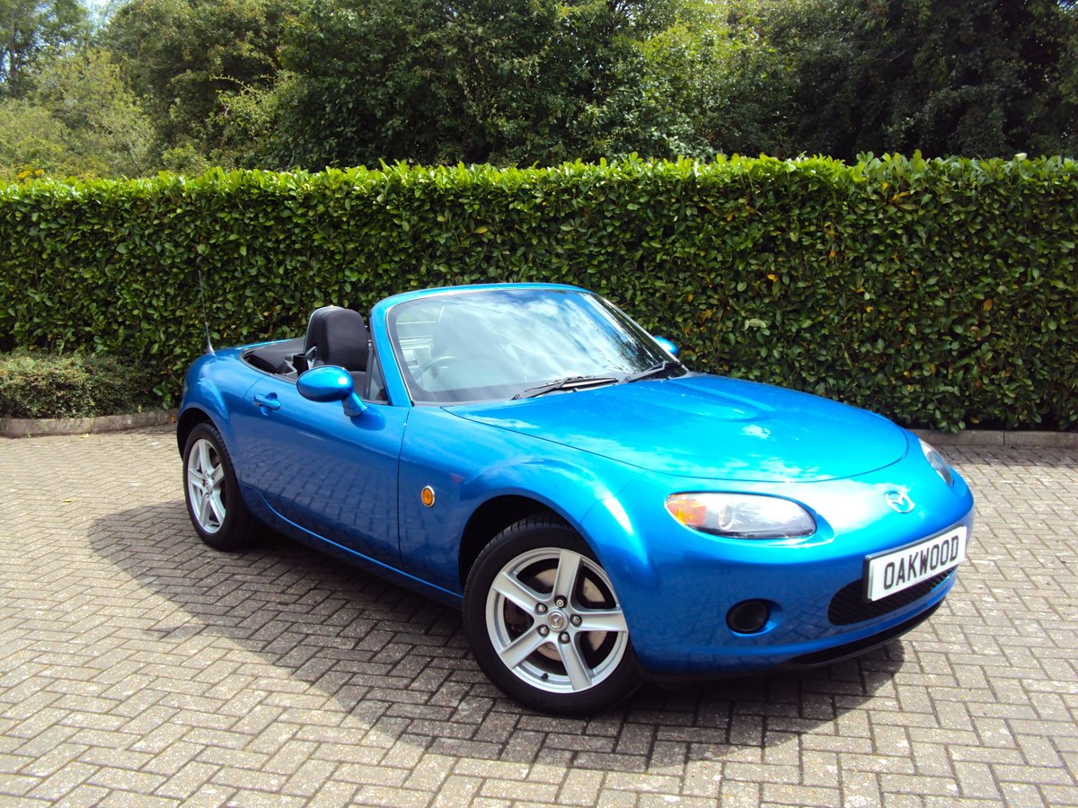 2007 A Lovely Low Mileage Mazda MX-5 2.0i - Same Owner 10 Years For Sale (picture 1 of 6)