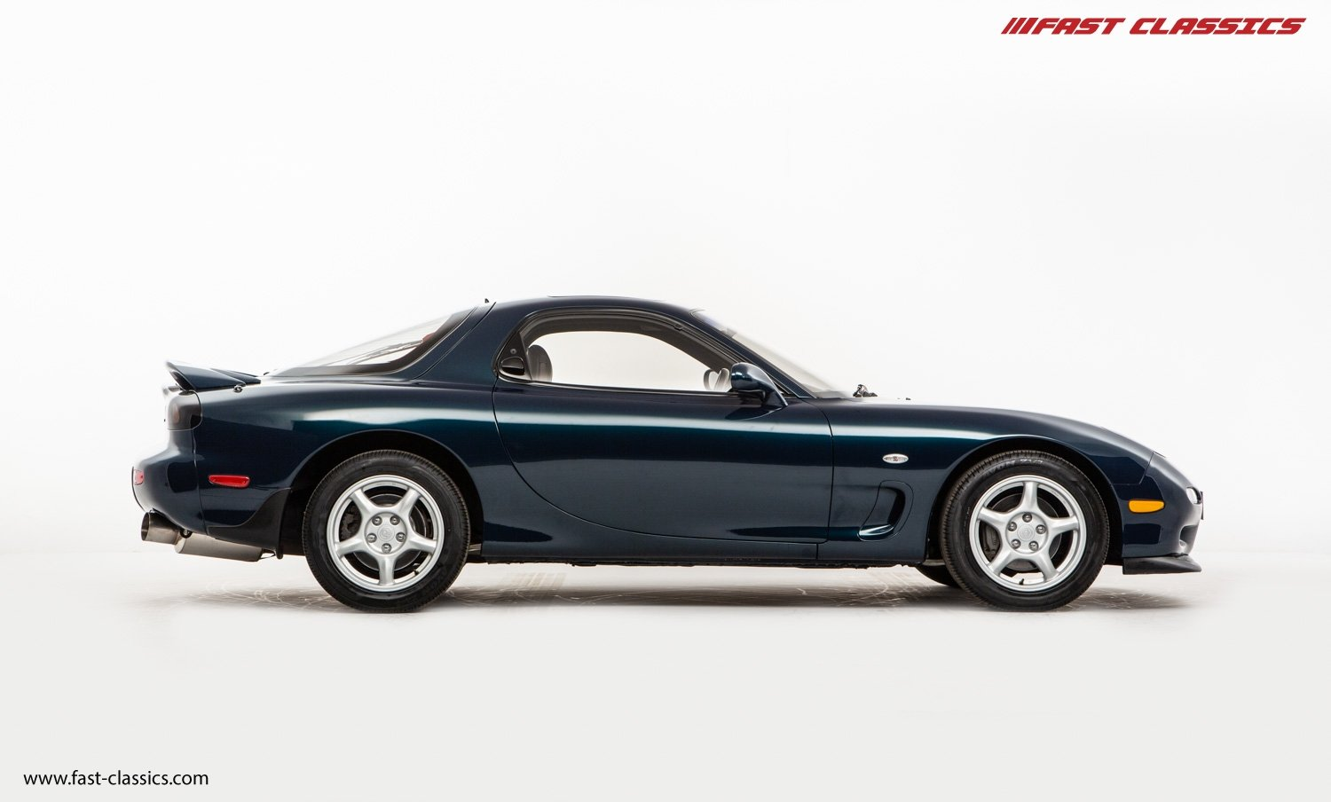 1993 MAZDA RX-7 FD // FAMILY OWNED // 26K MILES // 1 OF 210 UK DE For Sale (picture 1 of 23)