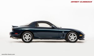 1993 MAZDA RX-7 FD // FAMILY OWNED // 26K MILES // 1 OF 210 UK DE
