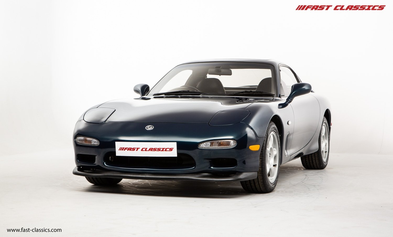 1993 MAZDA RX-7 FD // FAMILY OWNED // 26K MILES // 1 OF 210 UK DE For Sale (picture 2 of 23)