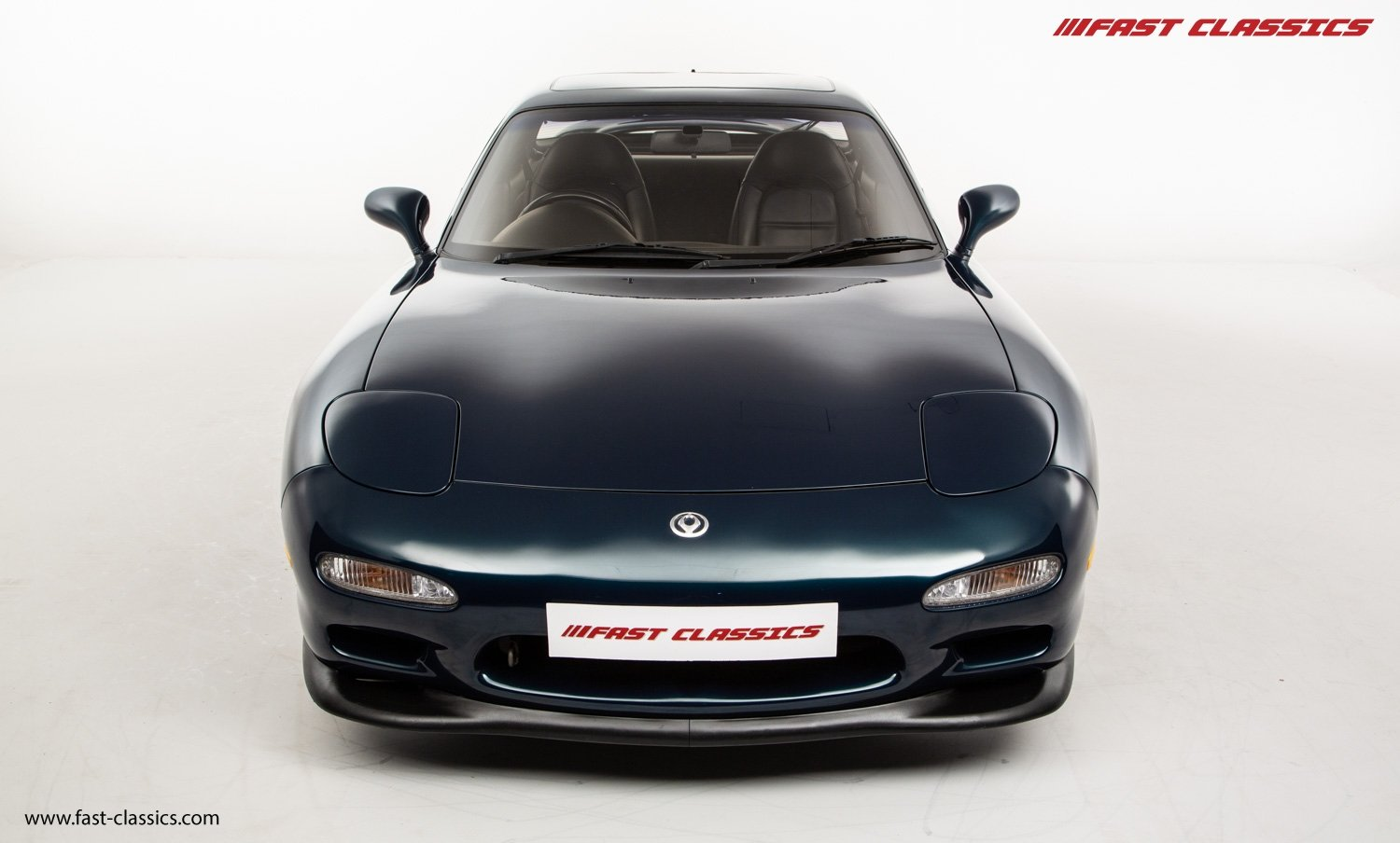 1993 MAZDA RX-7 FD // FAMILY OWNED // 26K MILES // 1 OF 210 UK DE For Sale (picture 4 of 23)