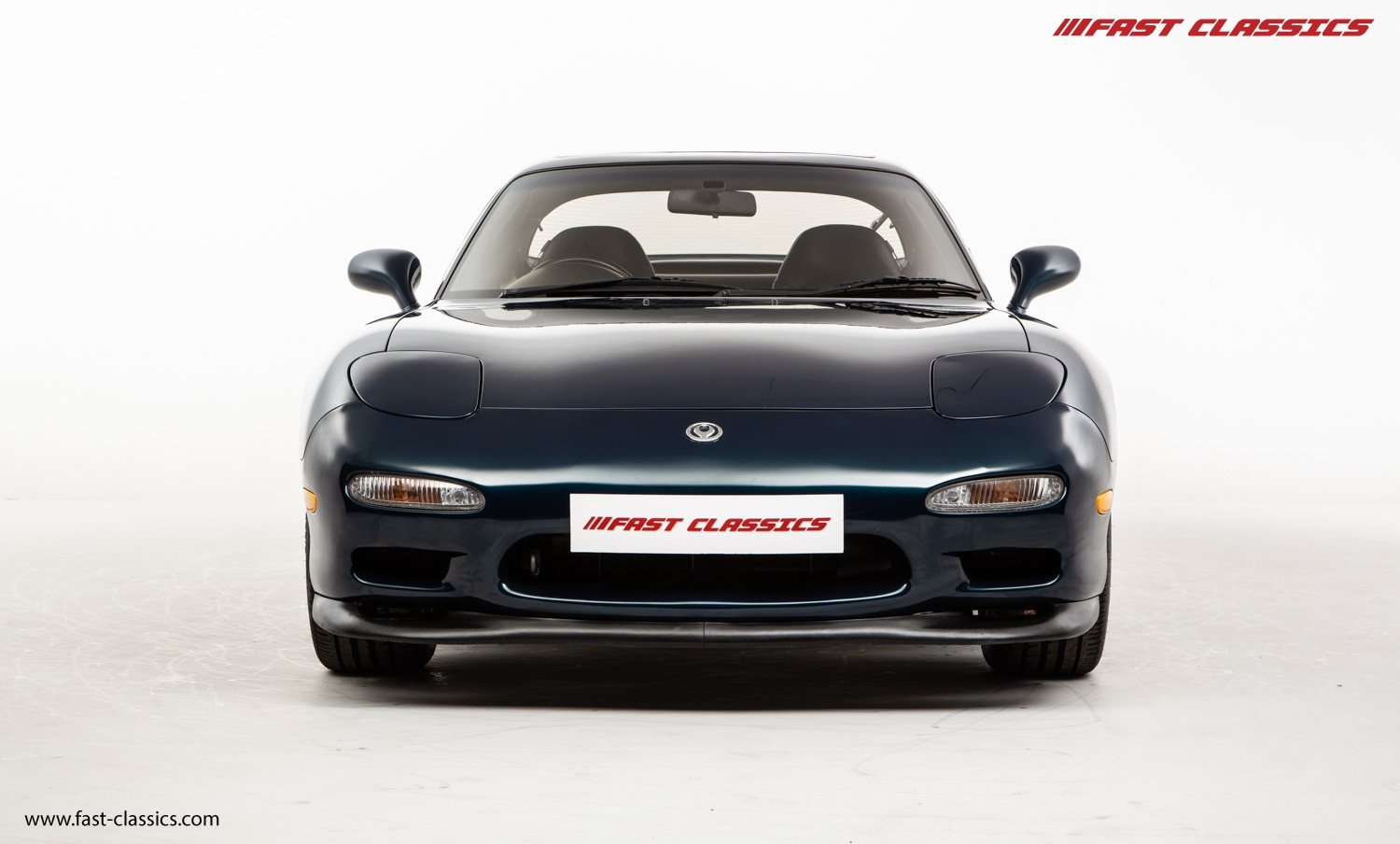 1993 MAZDA RX-7 FD // FAMILY OWNED // 26K MILES // 1 OF 210 UK DE For Sale (picture 5 of 23)