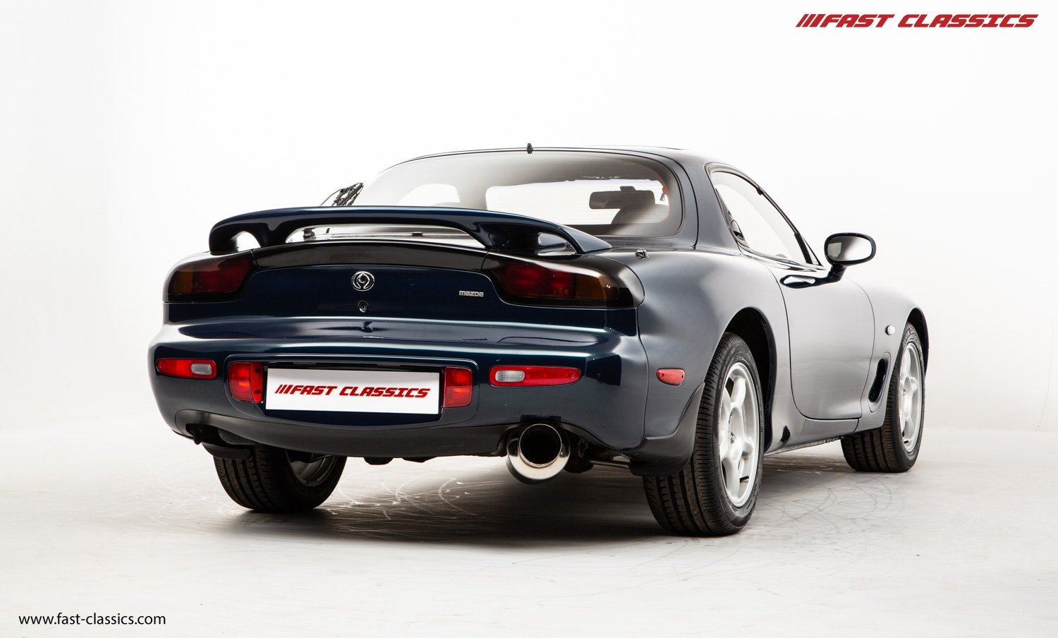1993 MAZDA RX-7 FD // FAMILY OWNED // 26K MILES // 1 OF 210 UK DE For Sale (picture 8 of 23)