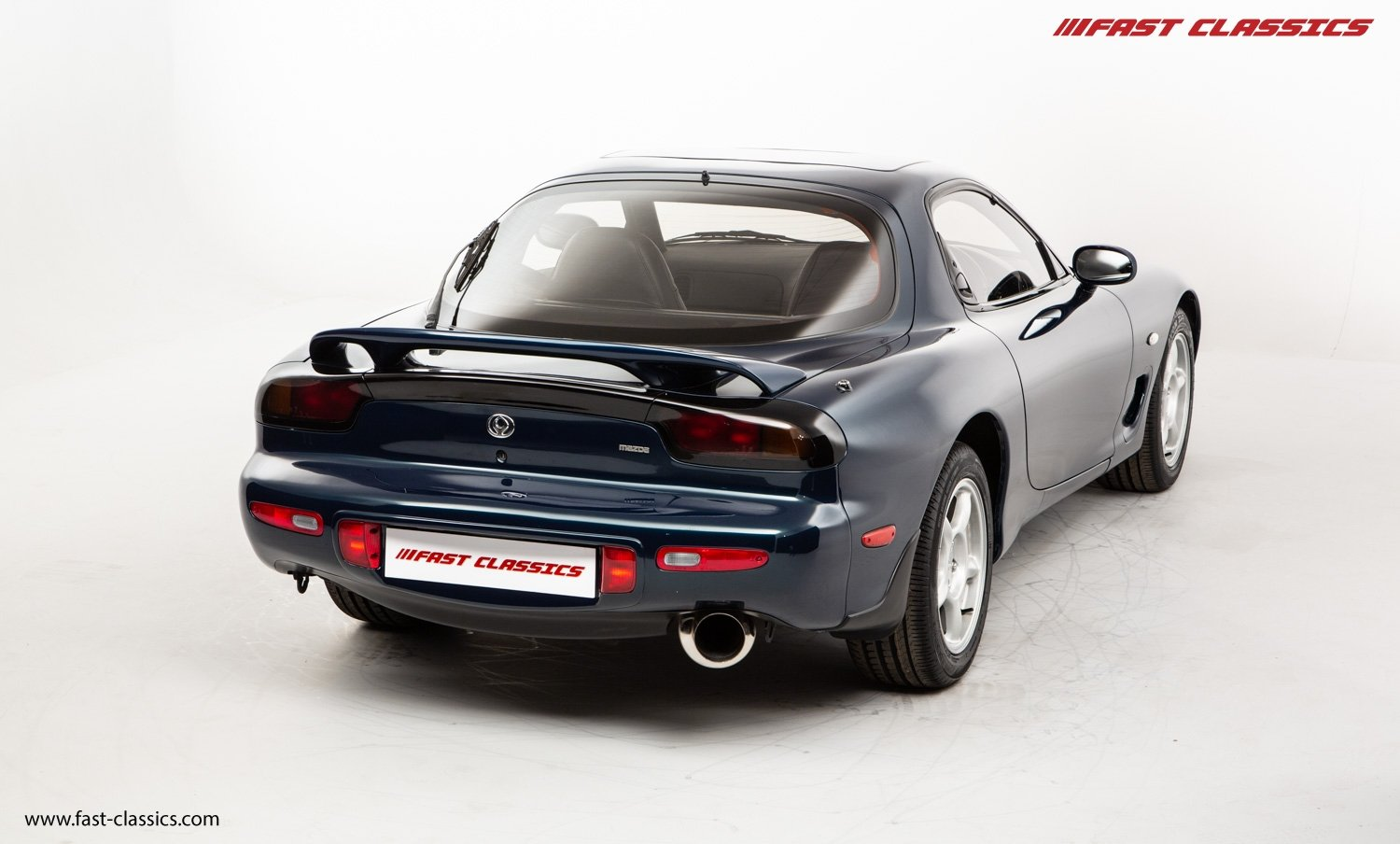 1993 MAZDA RX-7 FD // FAMILY OWNED // 26K MILES // 1 OF 210 UK DE For Sale (picture 9 of 23)