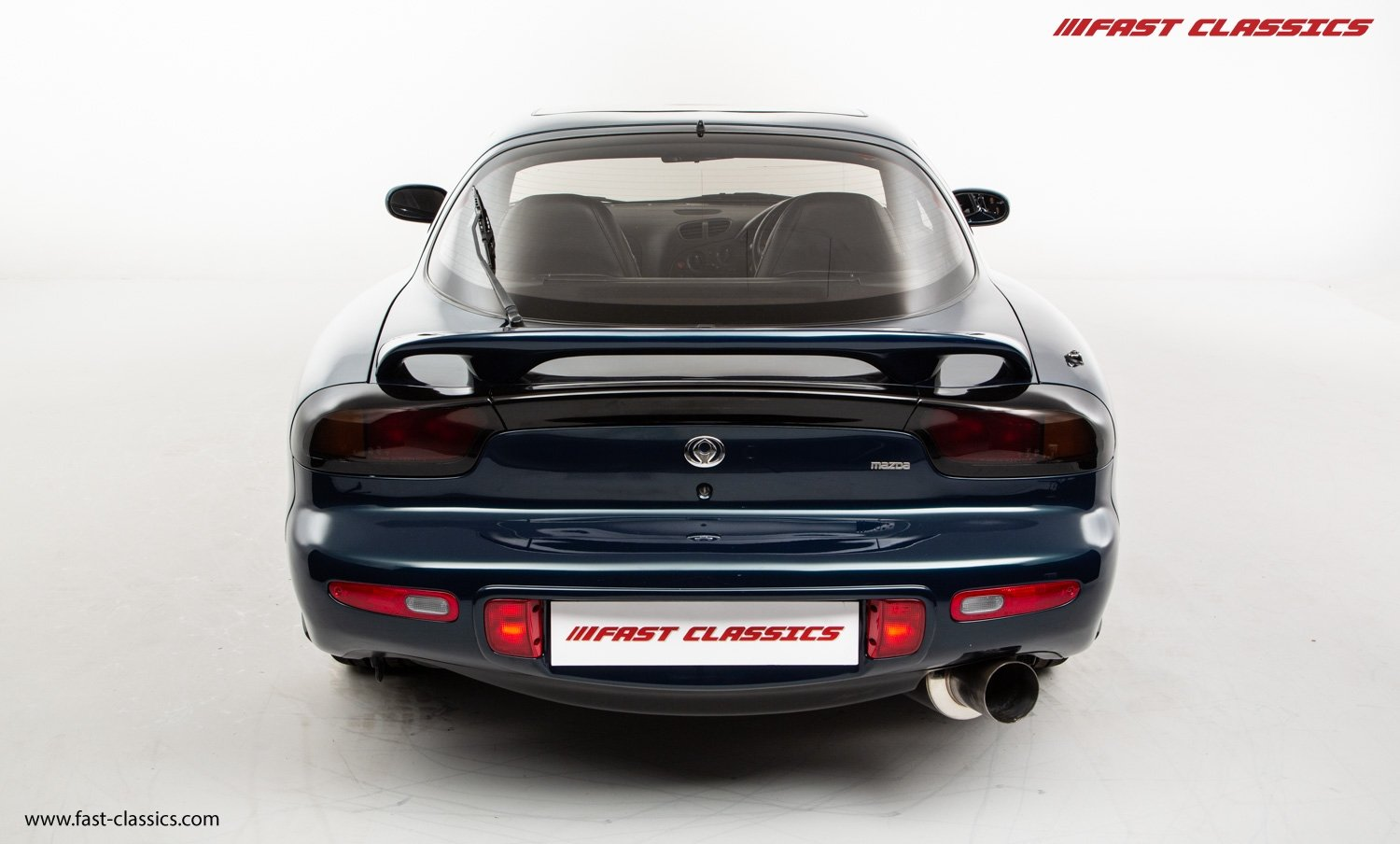 1993 MAZDA RX-7 FD // FAMILY OWNED // 26K MILES // 1 OF 210 UK DE For Sale (picture 11 of 23)
