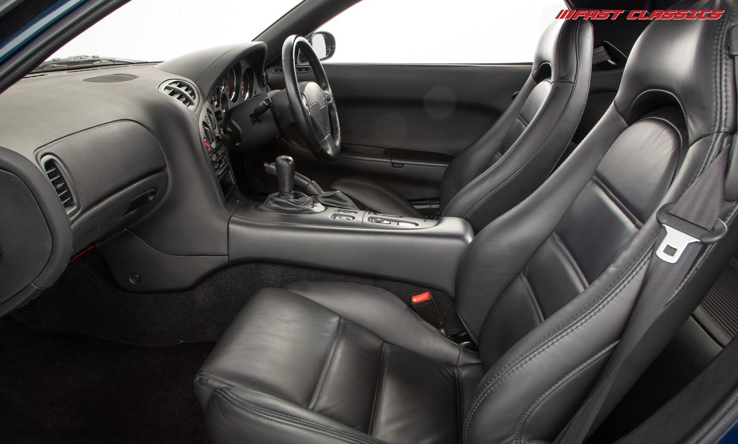 1993 MAZDA RX-7 FD // FAMILY OWNED // 26K MILES // 1 OF 210 UK DE For Sale (picture 15 of 23)