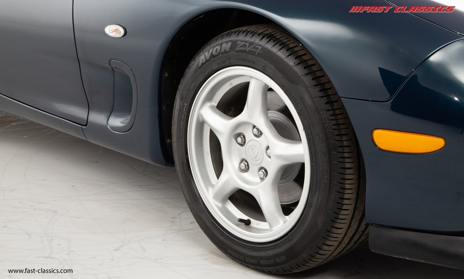 1993 MAZDA RX-7 FD // FAMILY OWNED // 26K MILES // 1 OF 210 UK DE For Sale (picture 22 of 23)