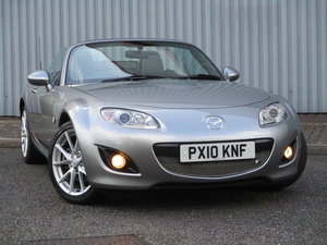 Stunning very low mileage MX5 Sport Tech. MX5 SPECIALISTS