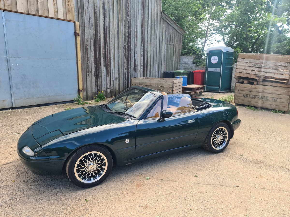 1991 MX5 MK1 LE NO 74 For Sale (picture 1 of 6)